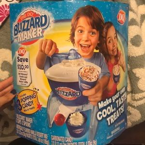 Blizzard maker by Dairy Queen for sale